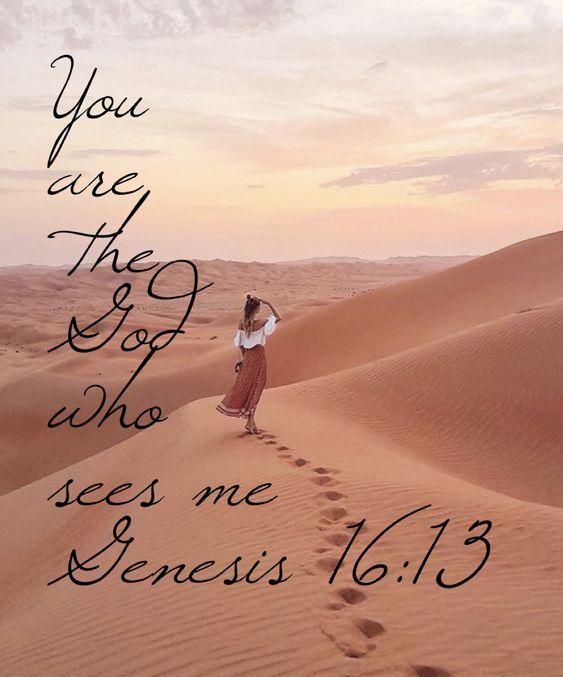 god who sees me